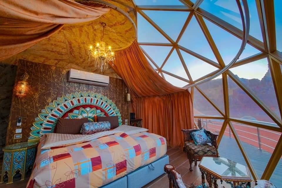 Panoramic Luxury Tent