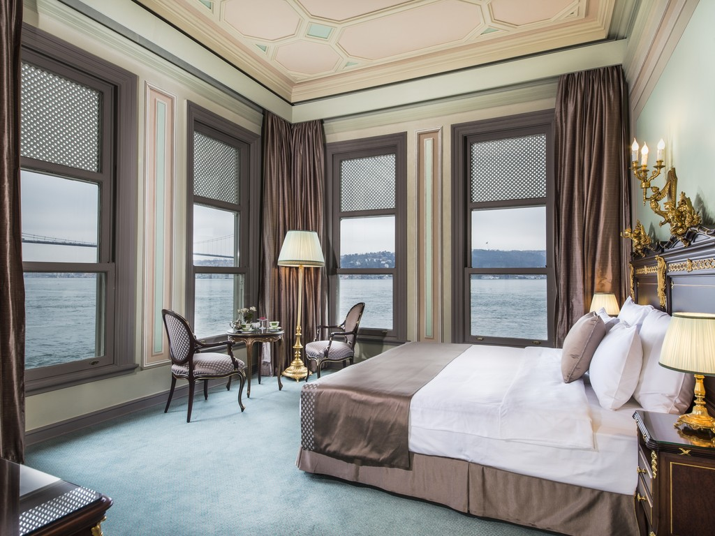 Bosphorus Deluxe Room