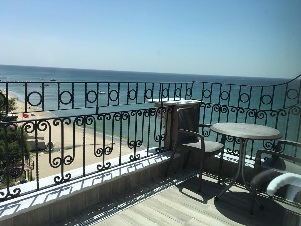 Balkonlu Stüdyo Oda