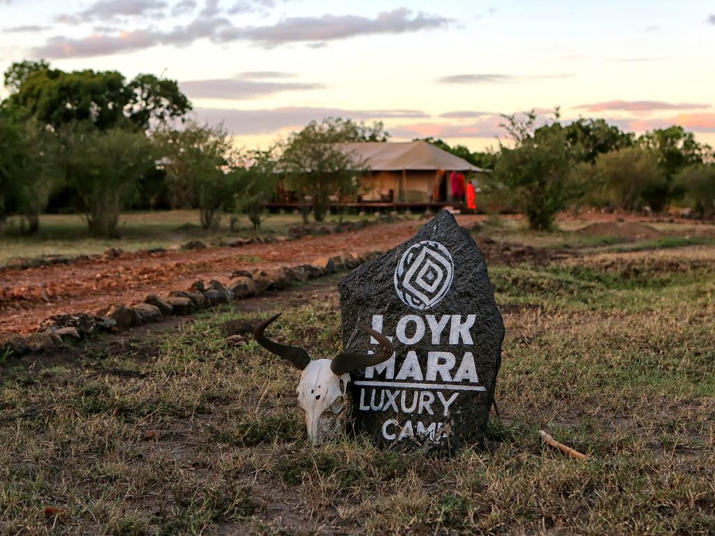 Welcome to Loyk Mara Camp
