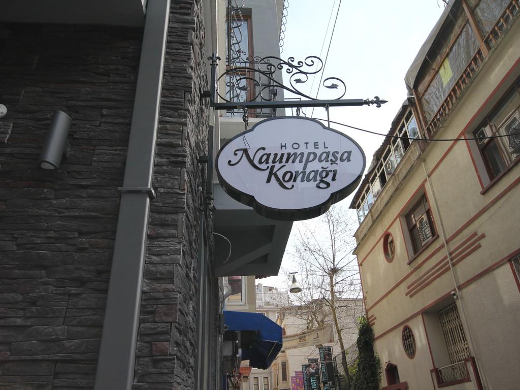 HOTEL NAUMPAŞA KONAĞI