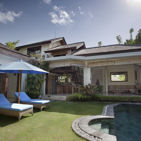 Two Bedroom Garden Villa with Private Pool