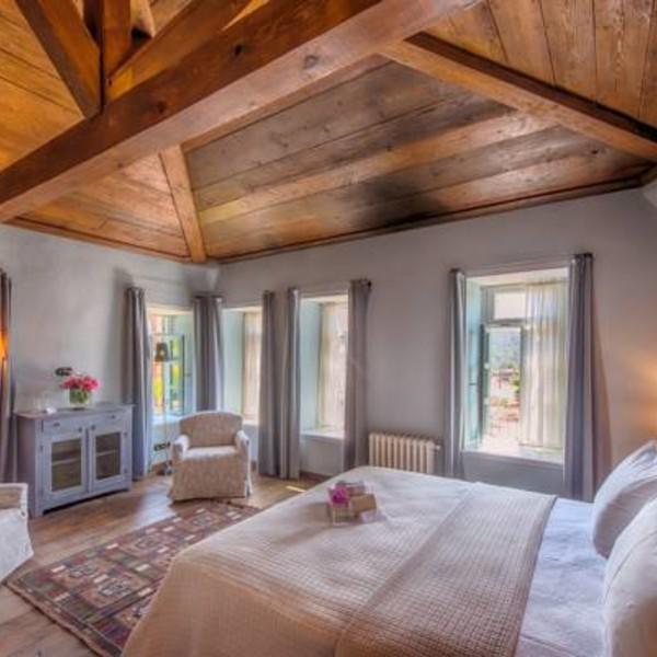 Bed & Breakfast, Villa