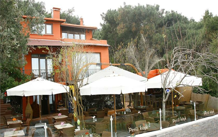 PERİLİ KÖŞK CONCEPT HOTEL