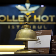 VOLLEYHOTEL İSTANBUL