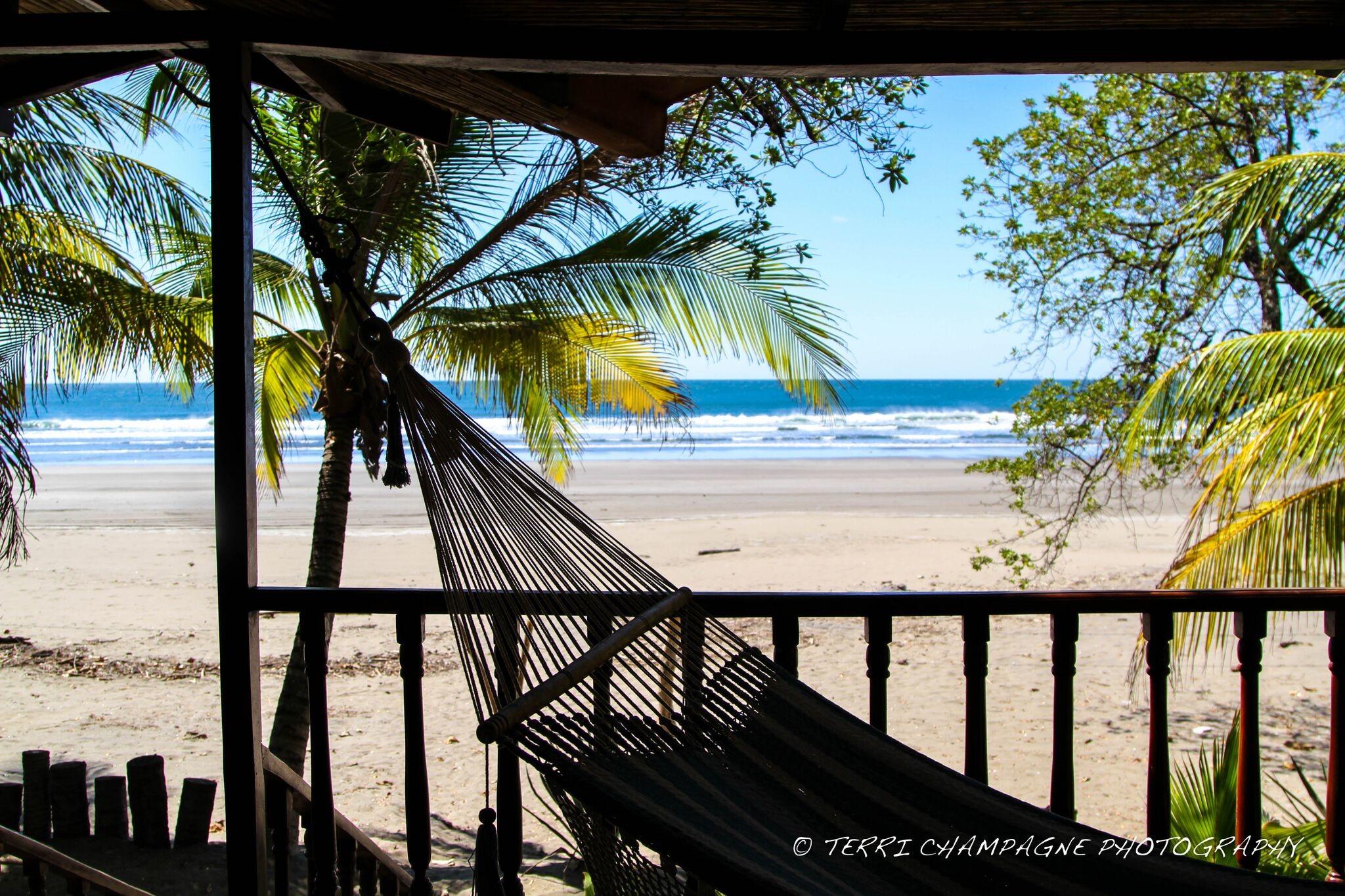 hammock cabana 1