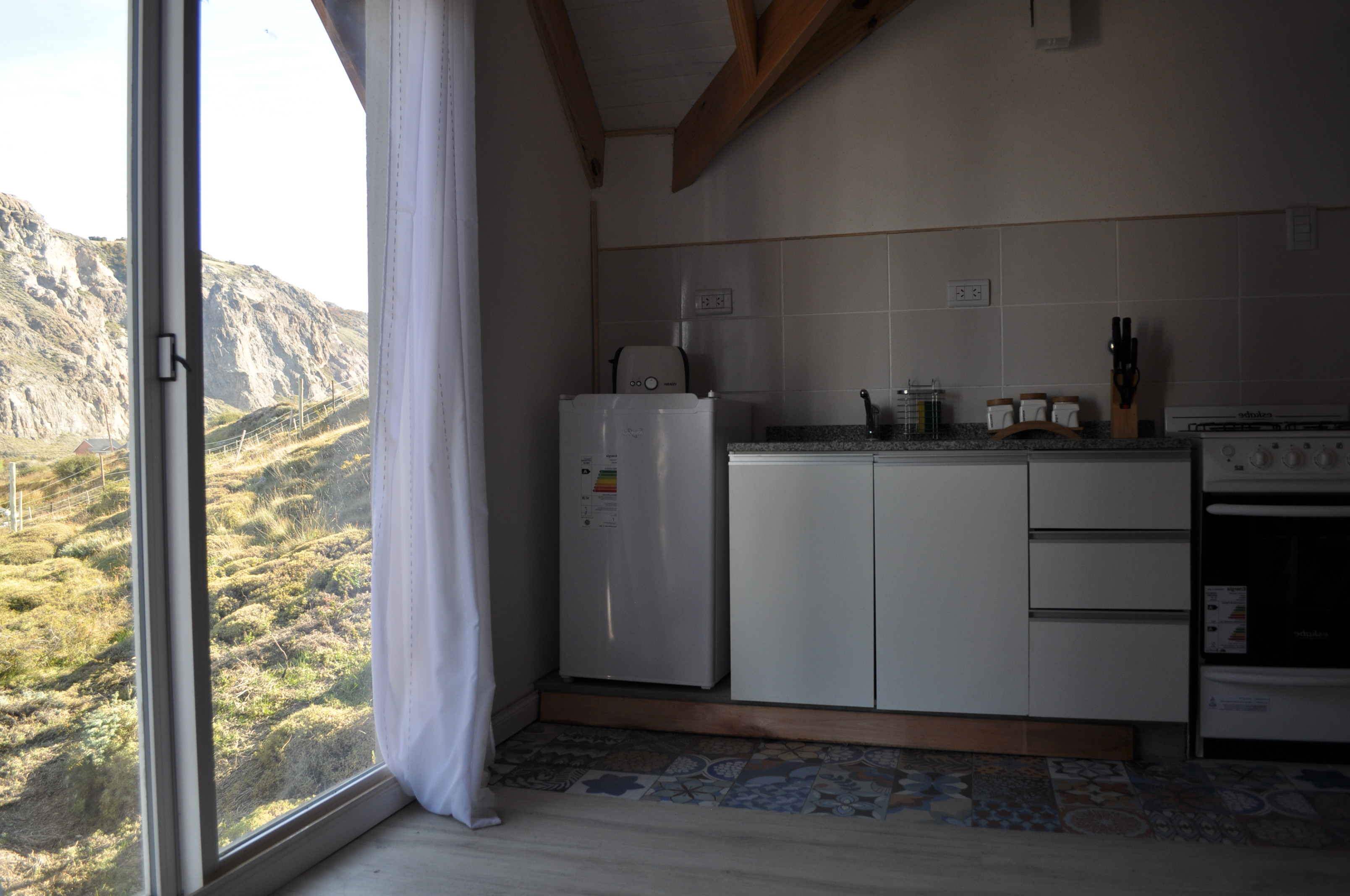 (AP.5) Apartment for 2 people. Fitz Roy Views.