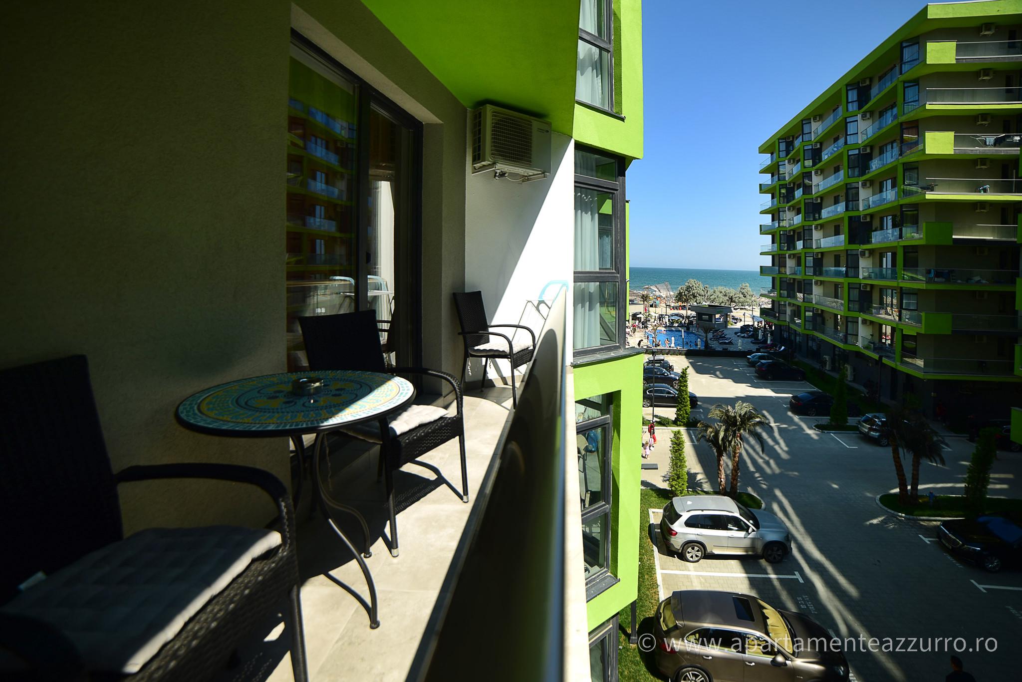 Apartament Azzurro on the Beach (B7/G, Et. 2)