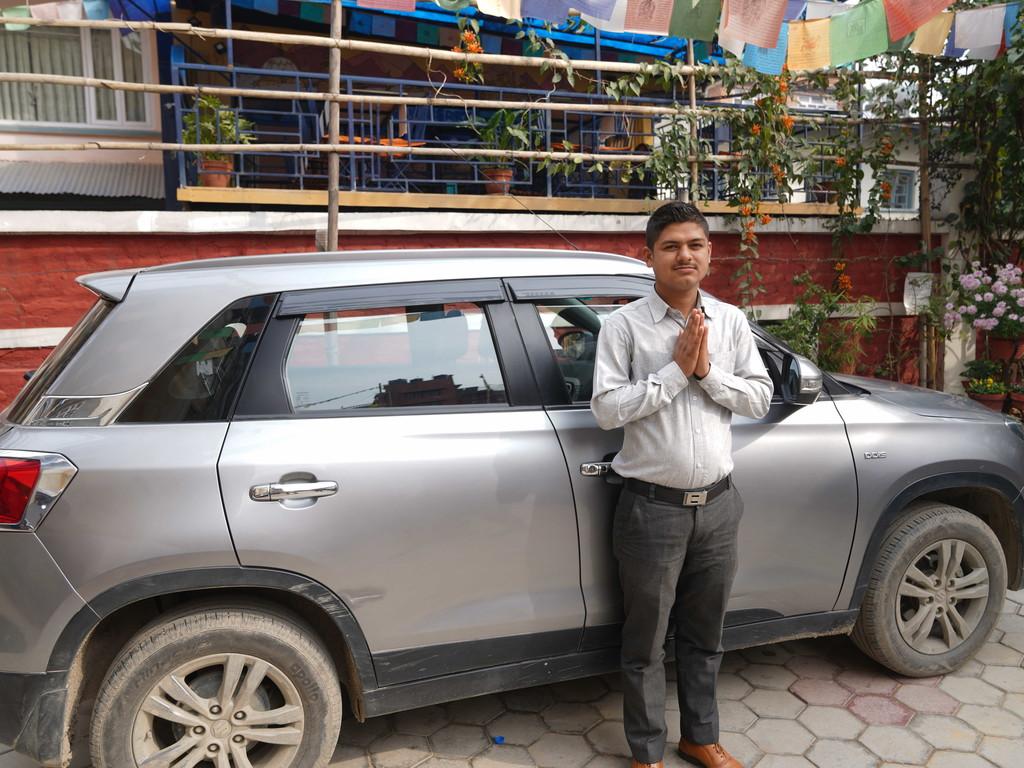 hotel driver