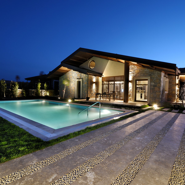 Deluxe Golf and Country Villa (3+1)