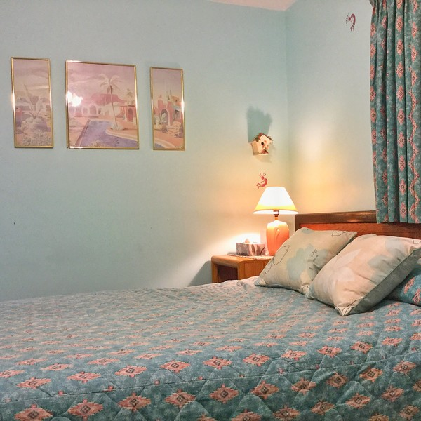 #9A - One Double Bed - Small Studio