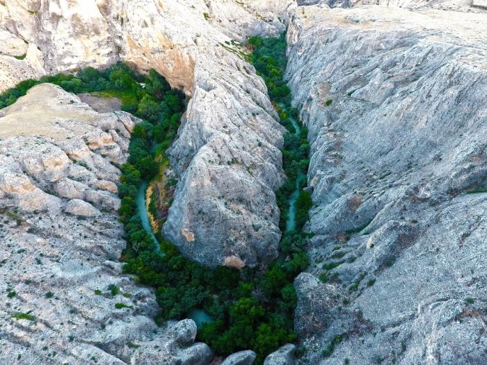 Tohma Kanyonu ve Kudret Havuzu